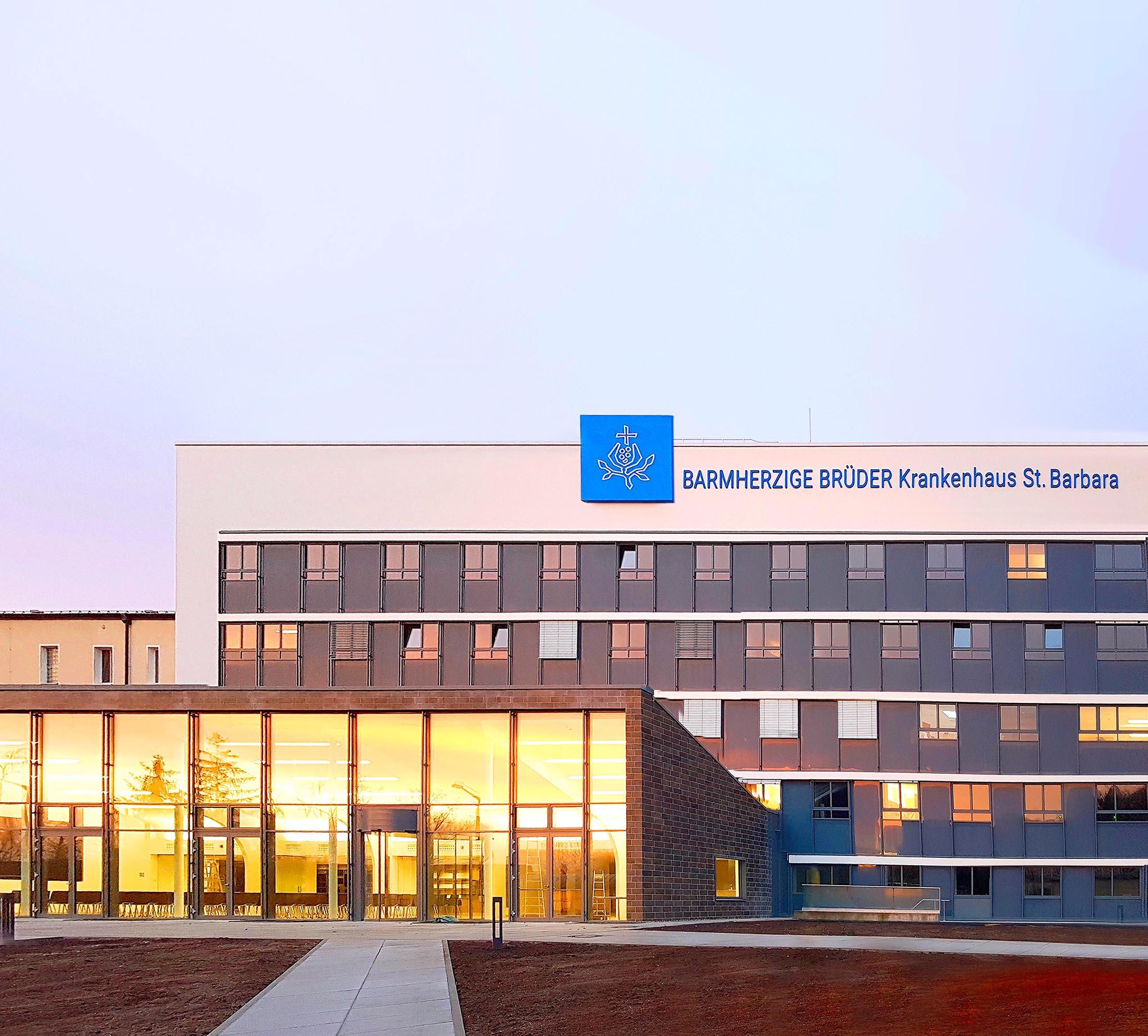 Krankenhaus St. Barbara Schwandorf